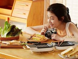 元气早餐机 | 日系小家电