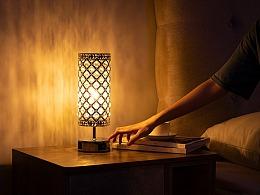 品牌案例丨触控台灯 床头灯