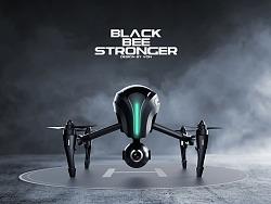 电竞概念无人机,无人机中的战斗机