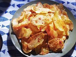 麻辣炸薯片 | 美食短片 味蕾时光