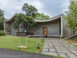 「建筑摄影」Three-Walled Residence 三合宅