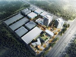 工业旅游规划设计:青岛港青健康产业园