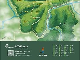 云南元谋人公园导览图