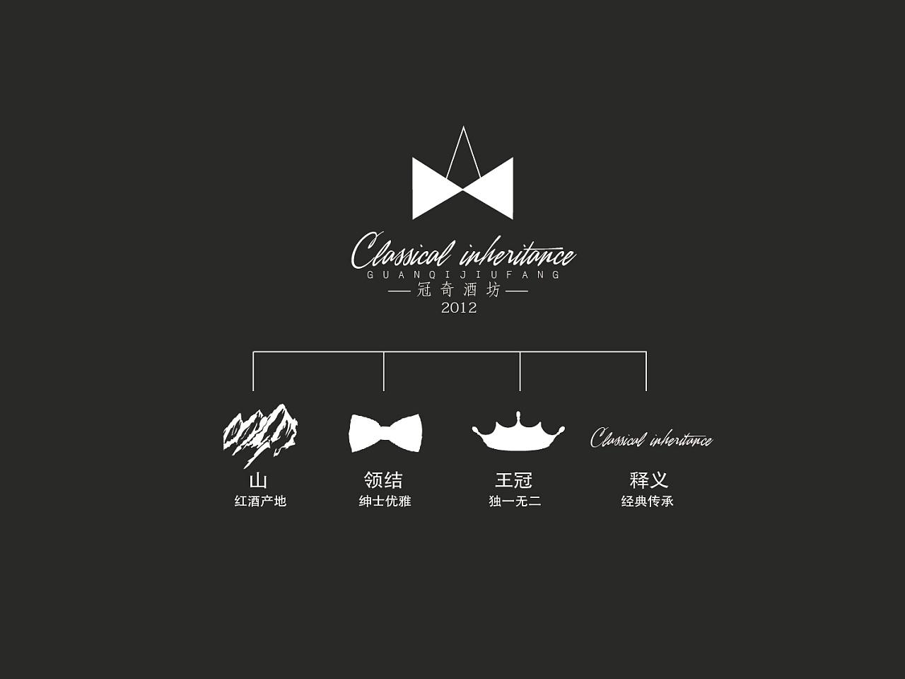 多个葡萄酒logo设计欣赏 - Logo设计 - 设计帝国