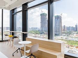 深圳前海办公室空间摄影