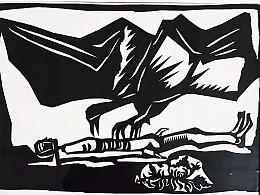 【剪纸资讯】日常之诗·乔晓光——剪纸个展在灿艺术中心开幕