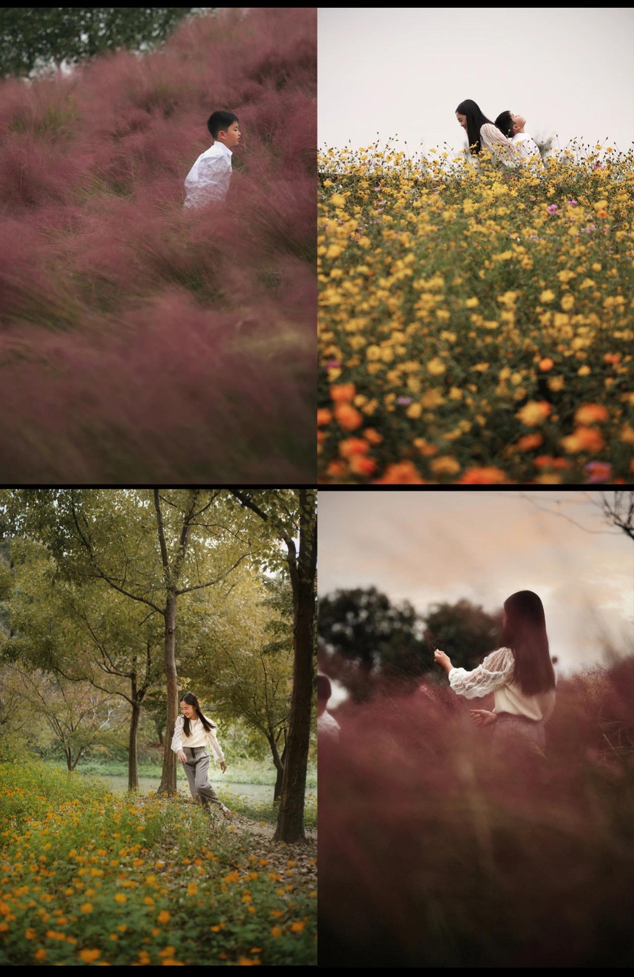 手把手教你在公园拍出秋日怀旧电影大片插图(2)