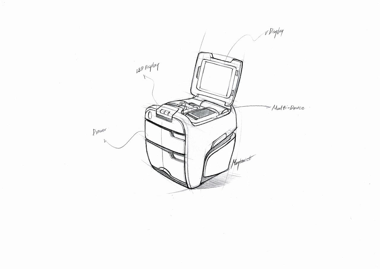 产品设计手绘练习稿