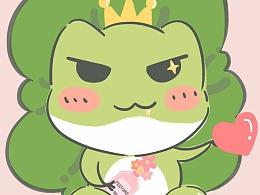 旅途青蛙~呱