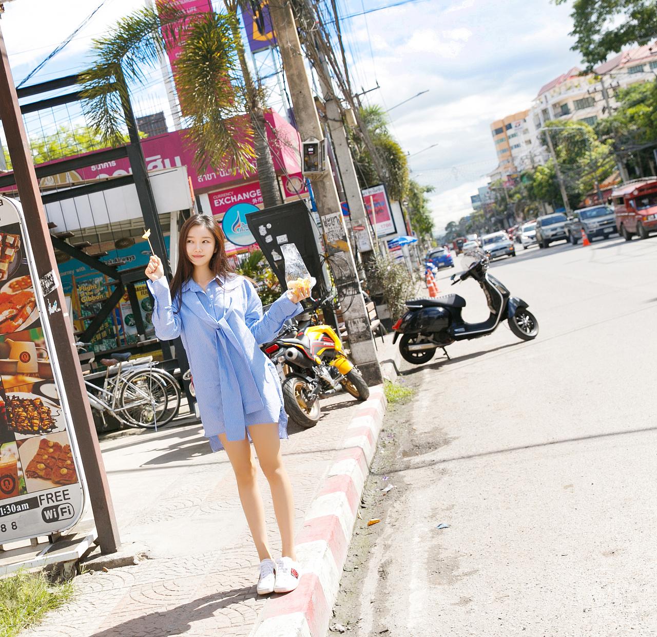 我的朋友陈白露原型_明星旅行日记系列—陈娅安|摄影|人像|摄影师李小月 - 原创作品 ...