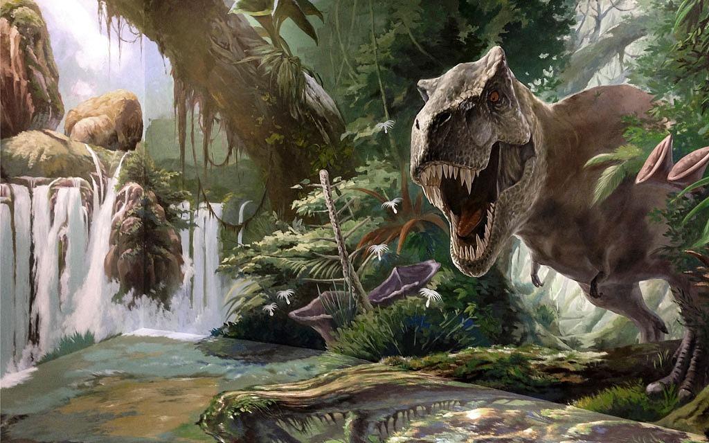 震撼恐龙园3d