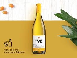 Sutter Home(舒特家)水果酒