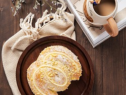 蛋糕糕点烘焙面包食品静物拍摄商业摄影