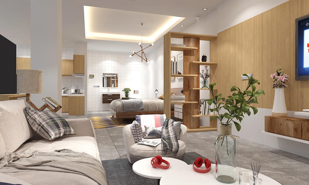 智能家居生活体验馆|空间|室内设计|易汐品牌设计图片