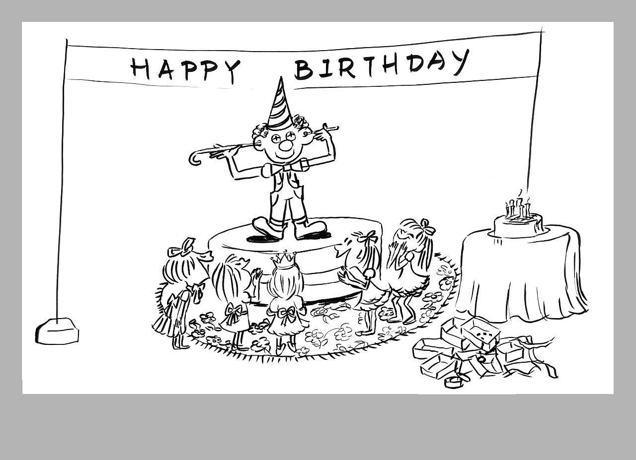 你的生日就要到了,你打算怎么举办你的生日聚会?