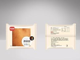 合肥包装设计 休闲食品 蛋糕包糕 食品包装