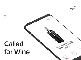 Called for Wine - App
