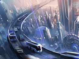 环行黎明之城