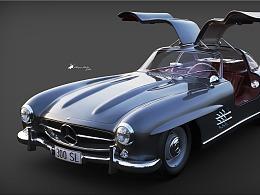 Mercedes Benz-300SL
