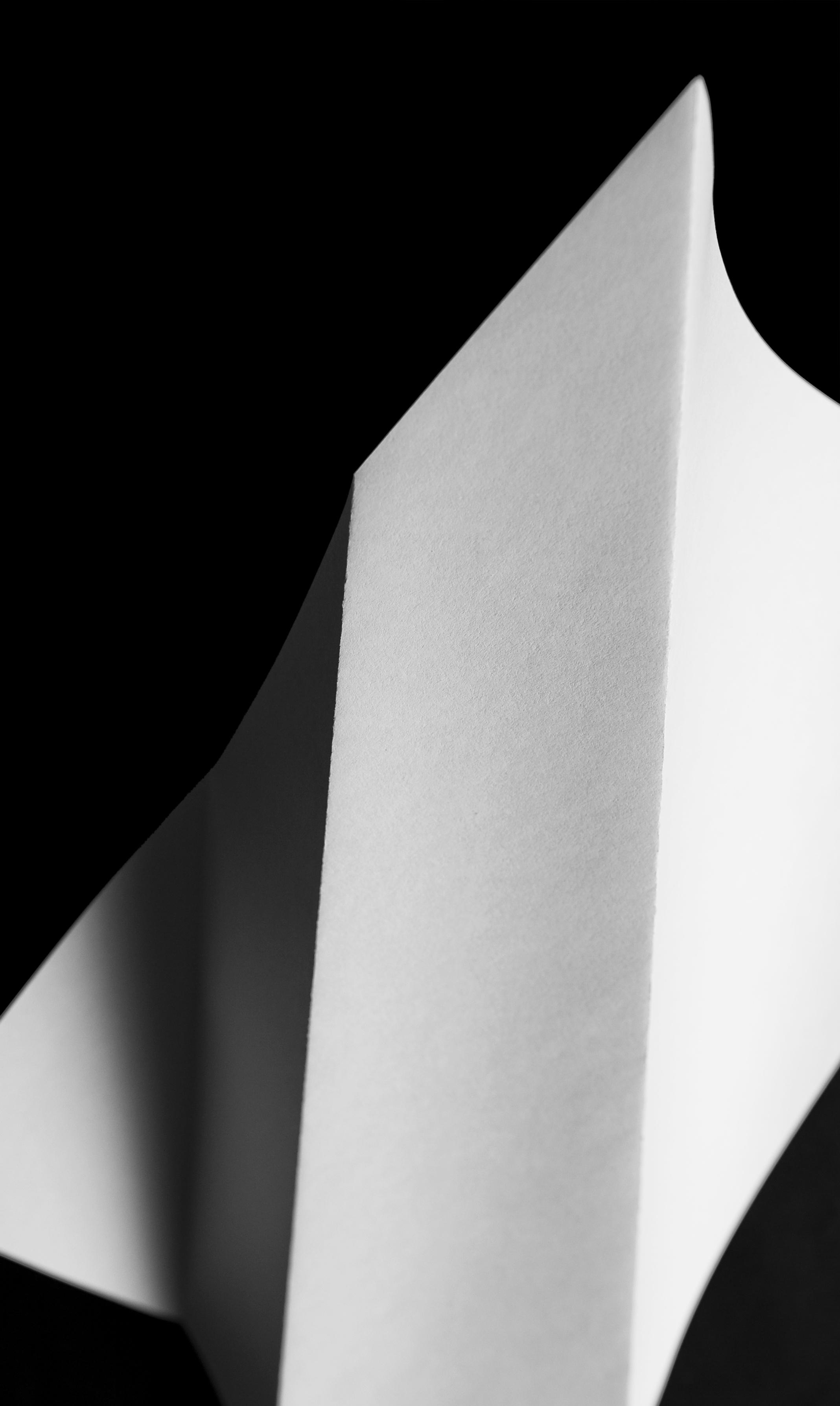 a4 纸 创意平面广告