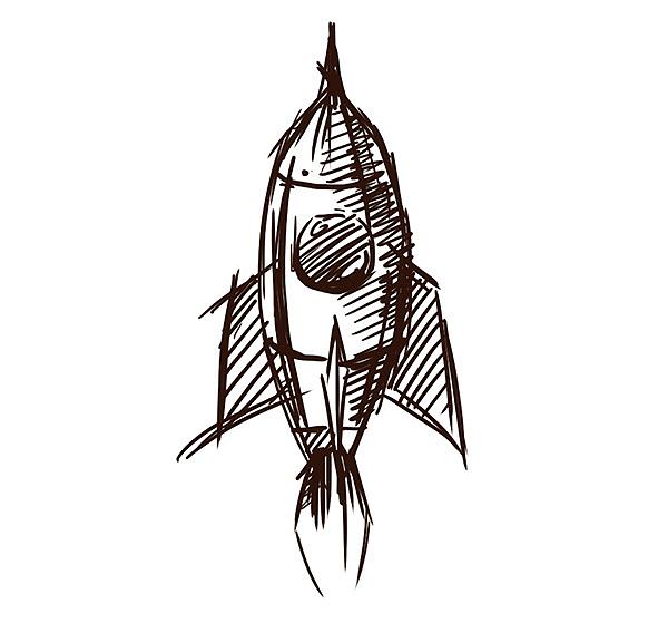 简笔画 设计 矢量 矢量图 手绘 素材 线稿 600_559