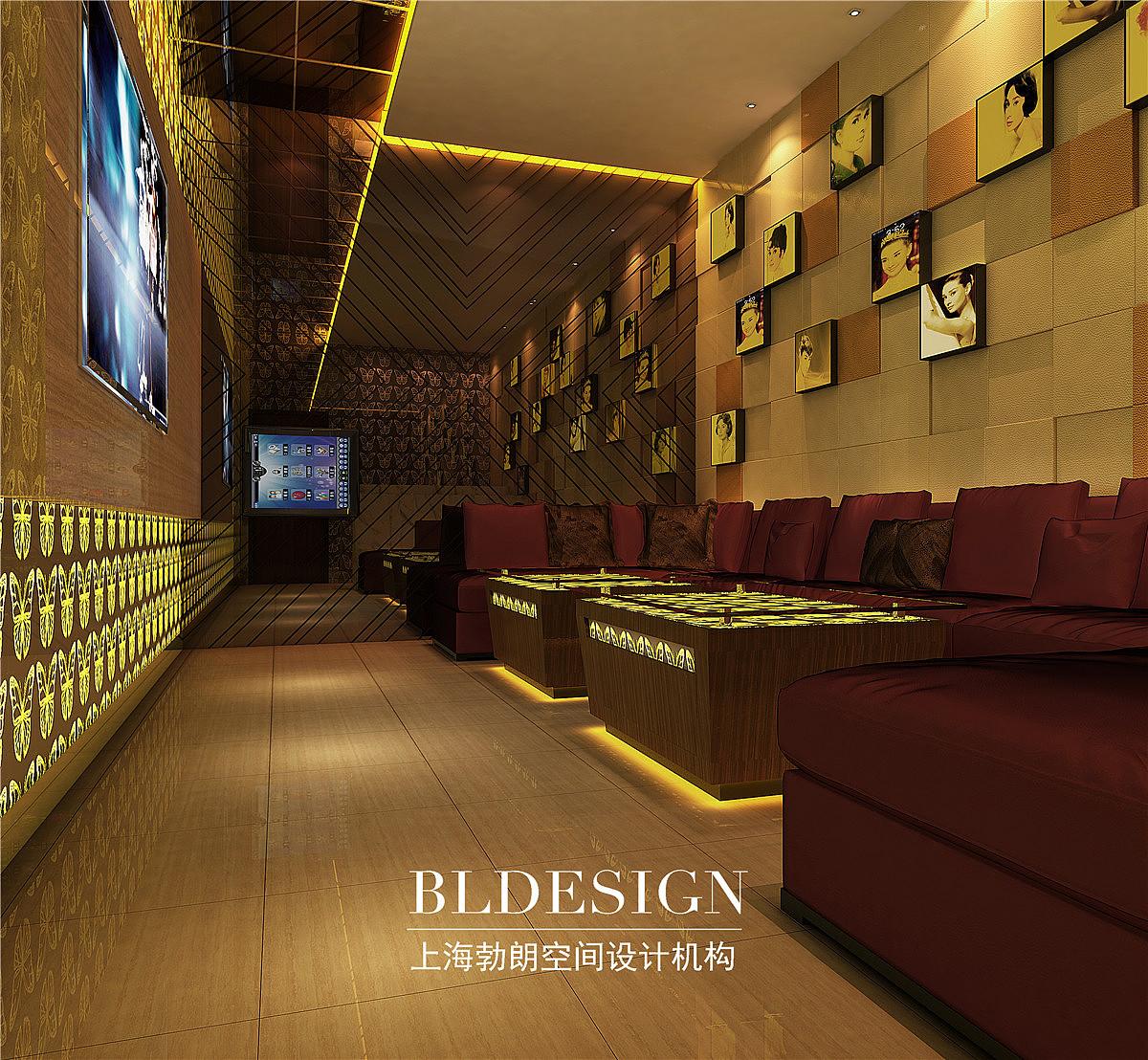 驻马店君廷国际娱乐会所设计案例――郑州知名会所设计公司作品