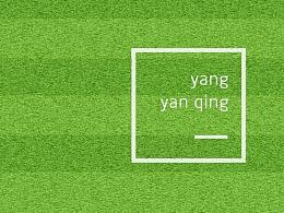画一个草坪球场做壁纸