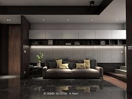锦绣福源复式带地下室住宅设计