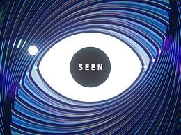 SeenVision新人动态海报秀