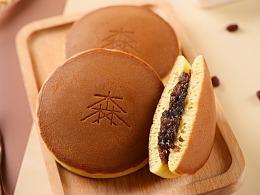 《铜锣烧本味蛋糕》 美食 产品 环境 哈尔滨雷鸣摄影