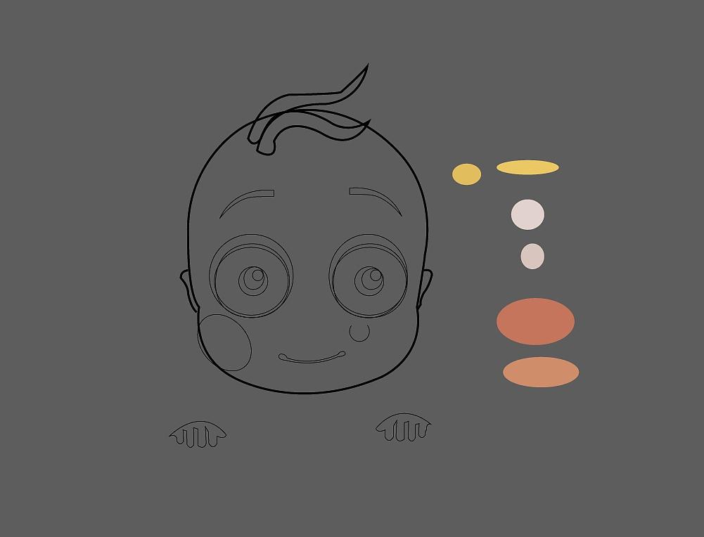 大眼睛logo是什么牌子_一只大眼睛logo啥牌子图片
