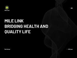 Mile Link Web Design