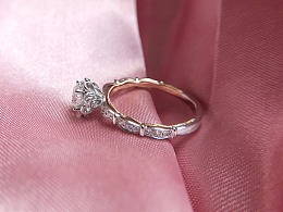 梵尼洛芙珠宝 | 钻戒设计《蓓蕾 Bud》