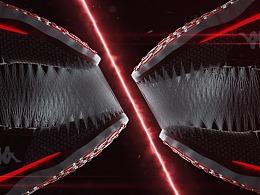 kappa 运动鞋效果图