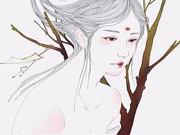 长安忆-古风少女系