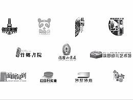标志习作-随便搜张图设计成logo