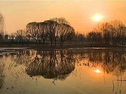 刘勇良手机纪实摄影:北京冬天的早晨