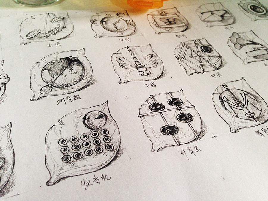 学生设计的ui设计手绘图,请多拍砖!|图标|ui|莱茵教育