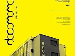 简洁海报-建筑