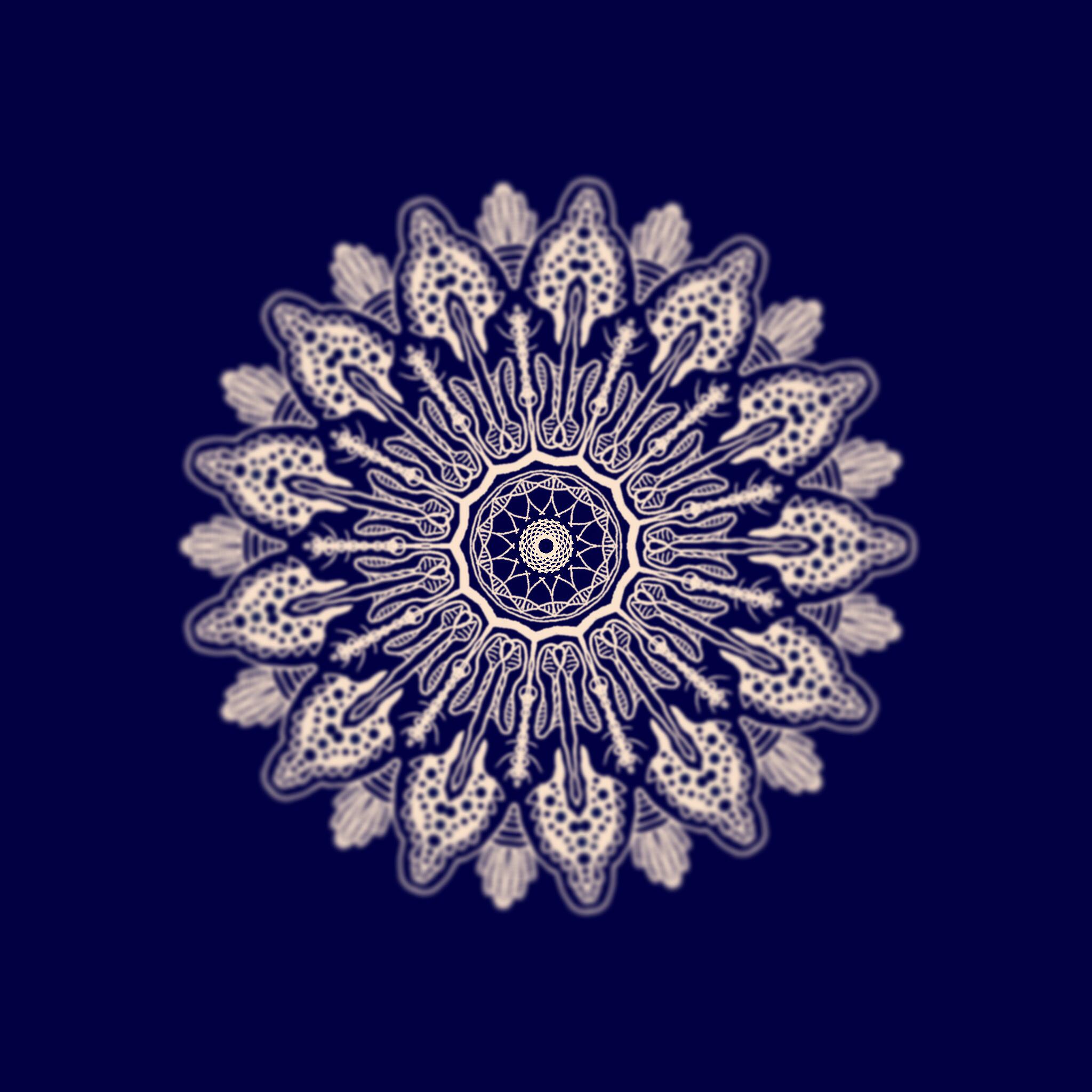 对称之美|平面|图案|taum - 原创作品 - 站酷 (zcool)图片