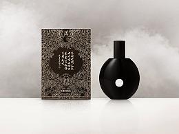 Croxx阴阳木质调香水-阴阳调和,太极识香