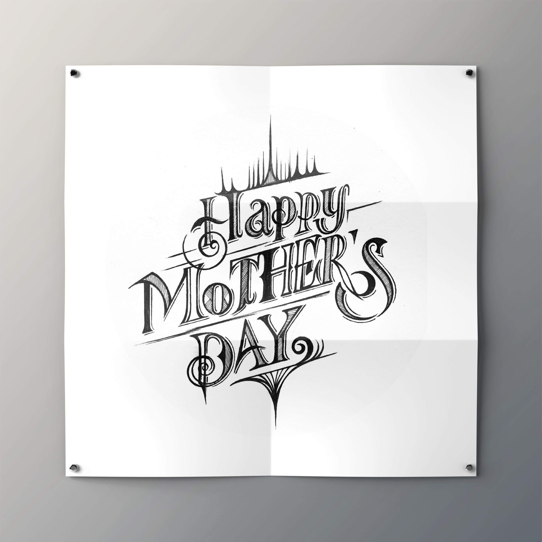 smrzhao字体纹身v字体广告设计的提案图片