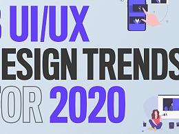 「设计趋势专题」2020最值得关注的8个UI设计趋势