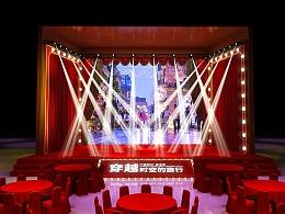 中国横店 舞台舞美设计
