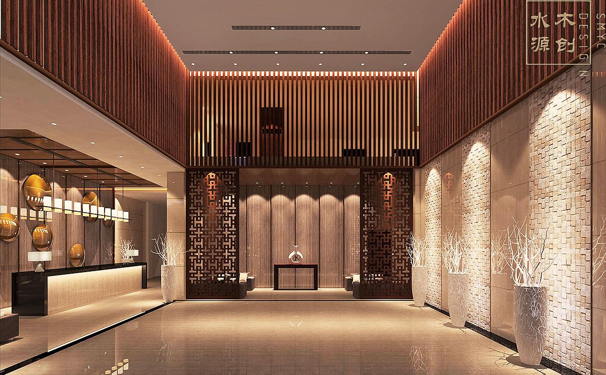 德阳竹笋v竹笋_【水木源创(smy)】|空间|建筑设计酒店设计图图片