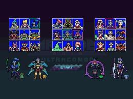 英雄联盟像素电玩系列