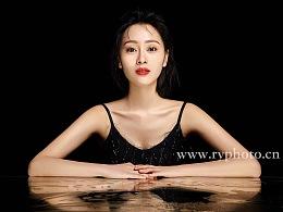 美女演员艺人个人形象宣传照-南京如一商业摄影图片