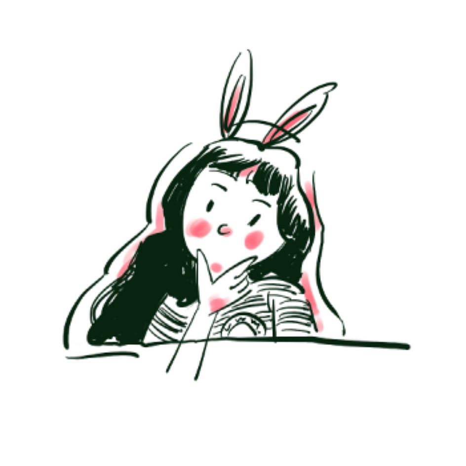 手绘头像|动漫|肖像漫画|小香港石原里美 - 原创作品
