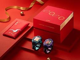 小天才电话手表新年礼盒