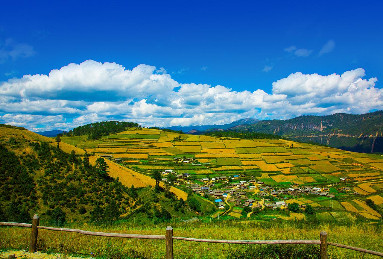 六孔陶笛曲谱故乡的原风景